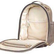 Mini Backpack in Taupe by Itzy Ritzy