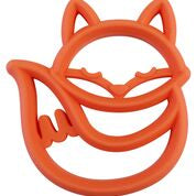 Load image into Gallery viewer, Fox Silicone Teether