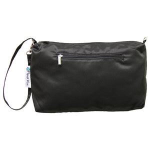 Wristlet in Black by Planet Wise