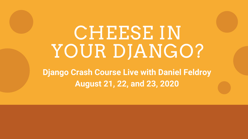 Upcoming Courses | August 2020