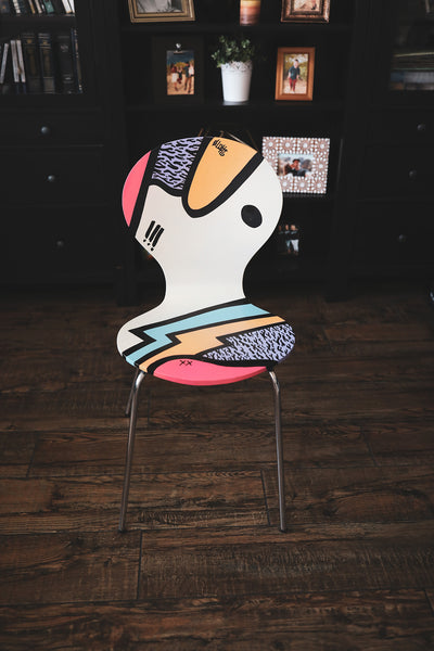 Modern Custom SLOTH Chair