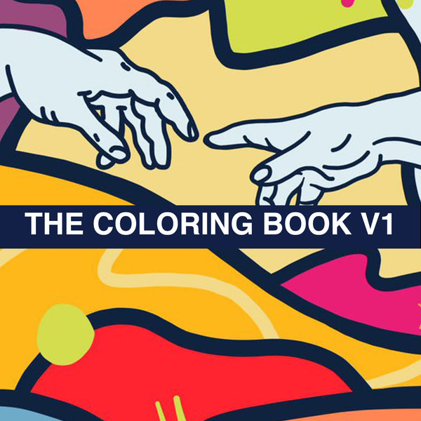 THE COLORING BOOK V1