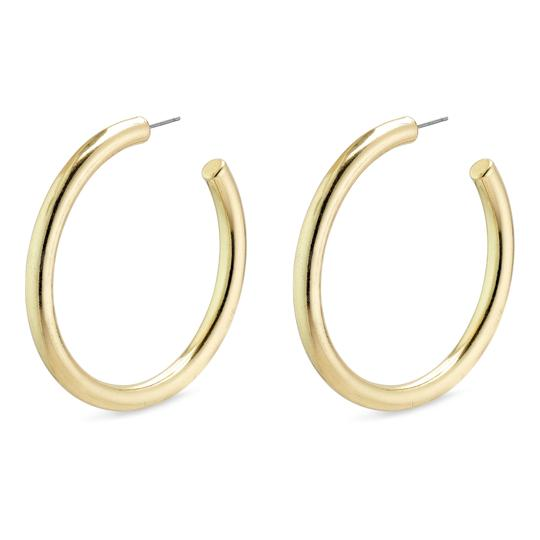 Maddie Large Hoops