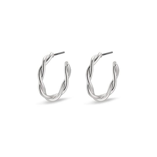 Naja Small Hoops
