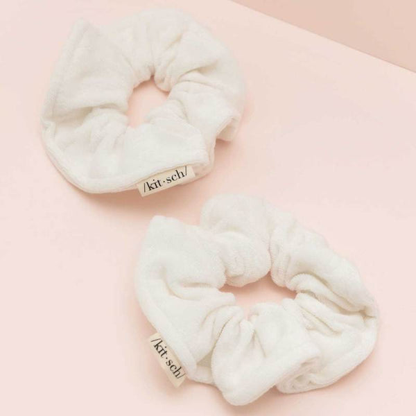 Eco-Friendly Towel Scrunchies