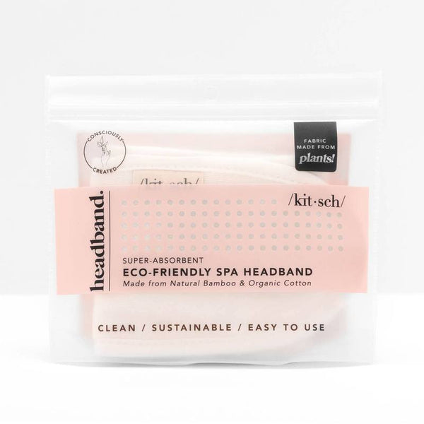 Eco-Friendly Spa Headband