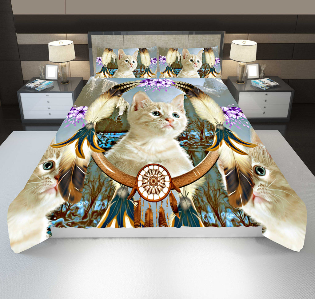 Lovely Cat Bedding Set - LIMITED V1