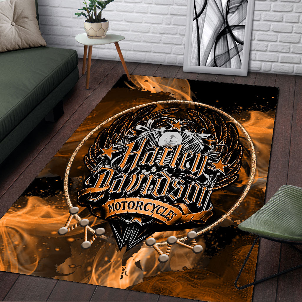 H-D Bikers Area RUG - LIMITED V1