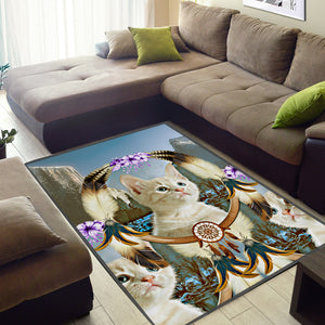 Dream Cat Area RUG - LIMITED V1