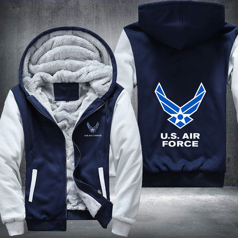 Air Force Fleece Jacket - LIMITED EDITION ML-AF2