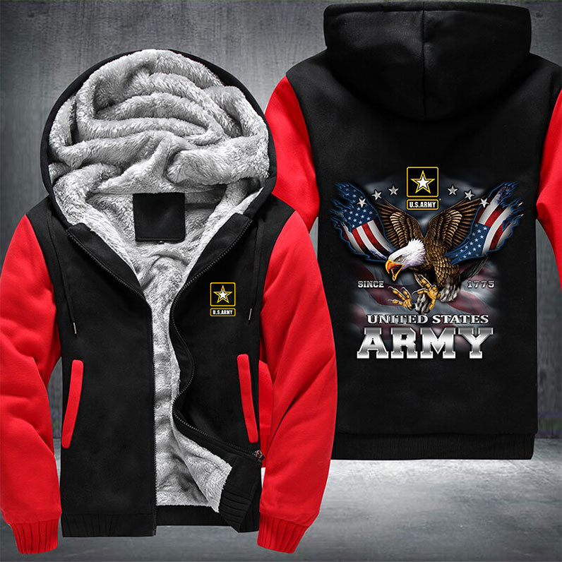 U.S Army Fleece Jacket - LIMITED EDITION ML5