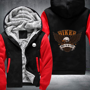 Bikers Premium Fleece Jacket - LIMITED EDITION BK2