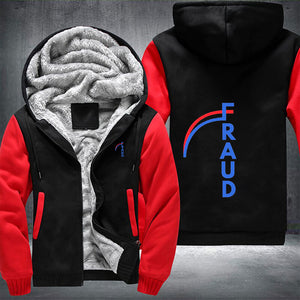 Fraud Fleece Jacket - LIMITED EDITION PL-DT1
