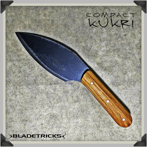 Modern Compact Tactical Kukri by Bladetricks