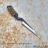 BLADETRICKS KRAV III PAKAL KNIFE, CUSTOM CORD WRAPPED VERSION