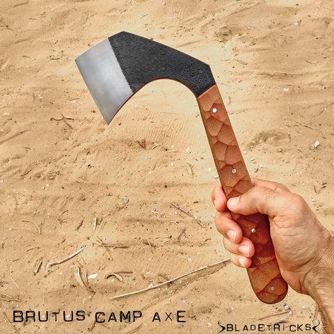 Bladetricks outdoor hatchet wilderness skills