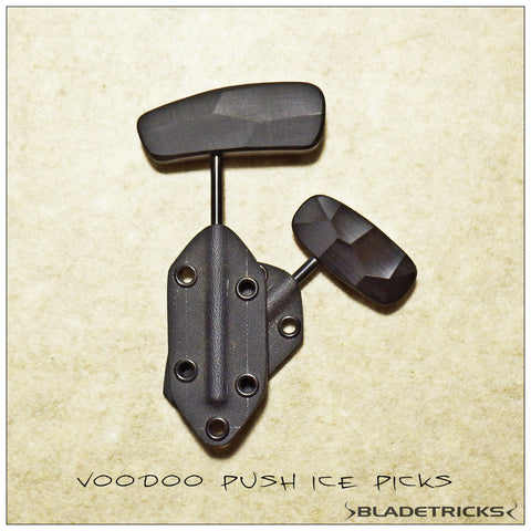BLADETRICKS VOODOO PUSH ICE PICK