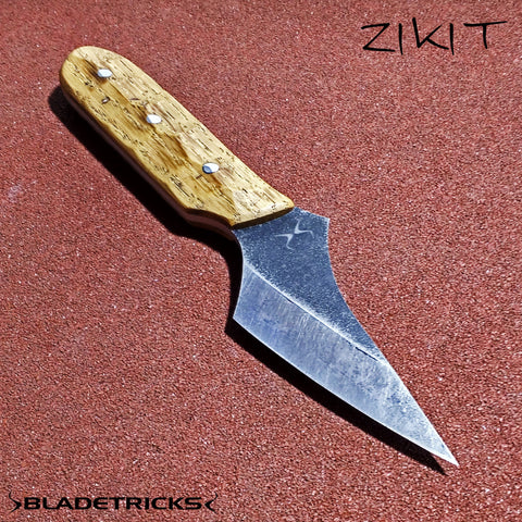 BLADETRICKS ZIKIT COMBAT KNIFE
