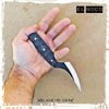 BLADETRICKS EL MOCO EDC KNIFE, G10 SCALES VERSION