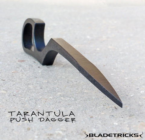 Bladetricks heavy duty tough Tarantula everyday carry Tarantula sider Push Dagger