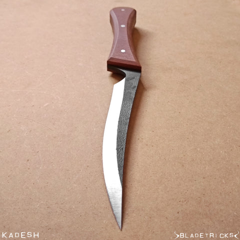 BLADETRICKS CUSTOM KADESH, MICARTA VERSION