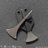 BLADETRICKS CUSTOM GEN 3 CRISIS STOP SWITCH PUSH DAGGER, TITANIUM