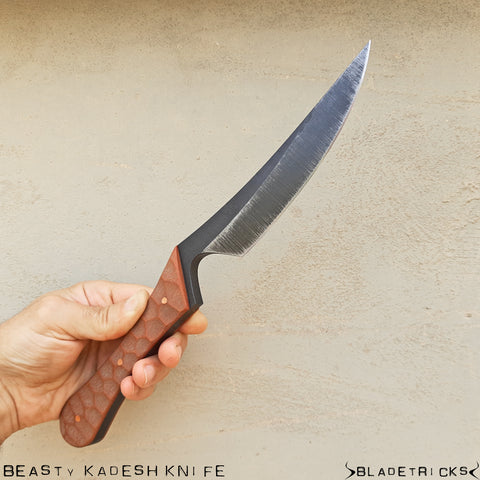 The toughest knife in the world