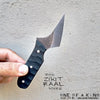BLADETRICKS CUSTOM MINI ZIKIT RAAL EDC COMBAT KNIFE