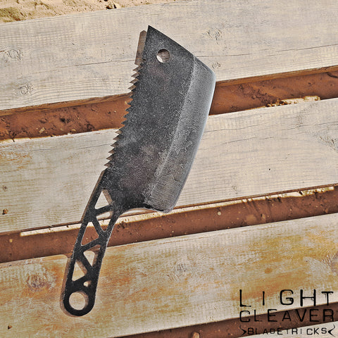 Survival Cleaver outdoor knife