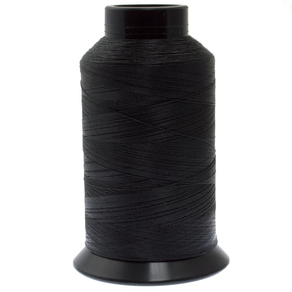 Size D Nymo Nylon Black Thread Spool