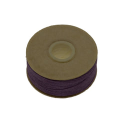 Size B Nymo Nylon Light Purple Thread 72 yard bobbin