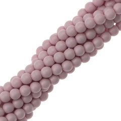 200 Swarovski 5810 2mm Round Pastel Rose Pearl Beads