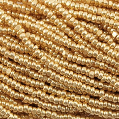 130 Charlotte Cut Beads Frosted Crystal 5102050250500 Grams craft supplies embroidery materials jewelry making vintage findings