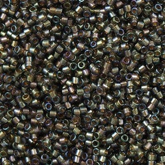 Miyuki Delica Seed Bead 11/0 Inside Dyed Color Grey Stone 5g DB1773
