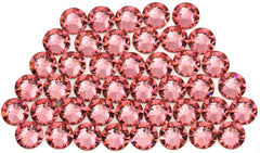 Swarovski XIRIUS Rose Flat Back SS34 2088 Rose Peach (262)
