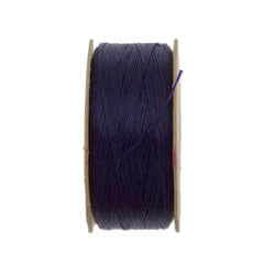 Size 0 Nymo Nylon Dark Purple Thread 115 yard bobbin