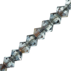 144 Preciosa Czech Crystal 3mm MC Bicone Bead Crystal Valentinite (00030VAL)