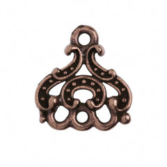 TierraCast Antique Copper Plated Pewter Empress Link