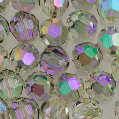 Swarovski 6mm 5000 Round Bead Crystal Paradise Shine (001 PARSH)