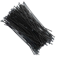 Headpin 2 inch Black Oxide 21ga 144pcs