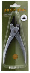 3-Step Round/Flat Parallel Pliers with Spring