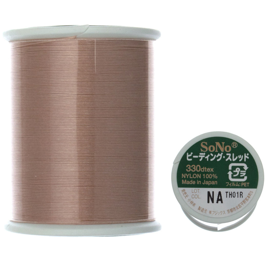 SoNo Natural Beading Thread 100 Meter
