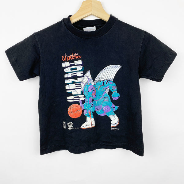 Vintage Youth 90s 1994 Charlotte Hornets Graphic Shirt