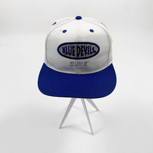 Vintage 1990s Duke University Snapback Hat - Public Interest CLT