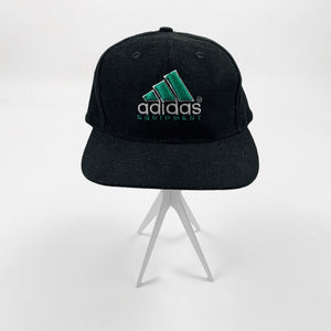 Vintage Adidas Spell Out Equipment Dad Hat - Public Interest CLT