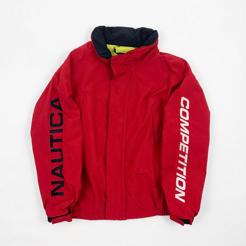 Vintage 1990s Nautica Competition Spell-out Jacket