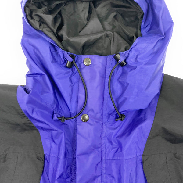 Vintage 1990s The North Face Purple Gore-Tex Light Mountain Jacket