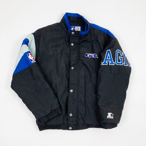 Vintage 90s Orlando Magic NBA Basketball Starter Jacket