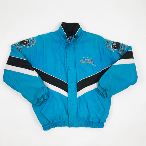 Vintage 90s Carolina Panthers NFL Football Starter Proline Jacket