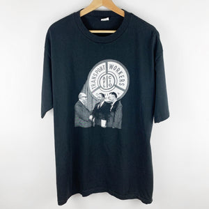 Vintage 90s Martin Luther King Jr. and the Transport Workers Union Convention Graphic Shirt